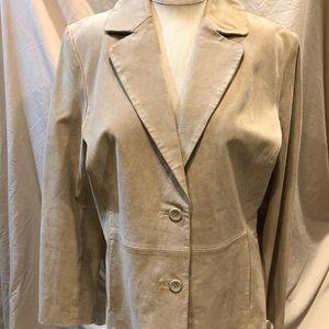 Siena 100% leather jacket